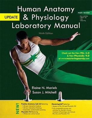 Human Anatomy & Physiology Laboratory Manual: Main Version [With CDROM and Access Code]
