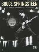Bruce Springsteen Keyboard Songbook 1973-1980