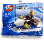 LEGO City Set Exclusive 30002 Police Boat Bagged [30002]
