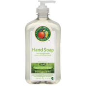 Earth Friendly Products Hand Soap, Organic Lemongrass, 500ml