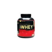 Optimum Nutrition Gold Standard Whey Protein Powder, Vanilla Ice Cream, 2.27 kg