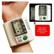 Poker Wristech Blood Pressure Monitor