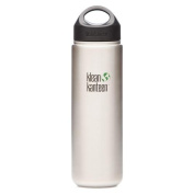 Klean Kanteen Wide Mouth 800ml w/ Stainless Loop Cap
