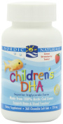 Children's DHA, 250 mg, Strawberry Flavour, 360 Chewable Soft Gels