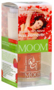 Moom Organic Hair Removal Kit with Rose 1 kit