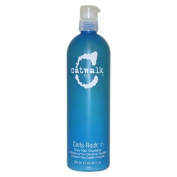 Catwalk Curls Rock Shampoo by TIGI for Unisex - 740ml Shampoo
