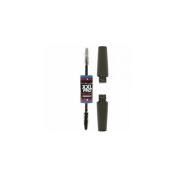 Maybelline XXL Pro Volume Waterproof Microfiber Mascara, Very Black 523 1 ea