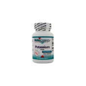 Nutricology/ Allergy Research Group Potassium Citrate, 120 Caps
