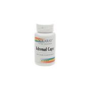 Solaray Adrenal Caps 170 mg, 60 Capsules