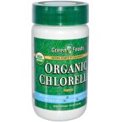 Organic Chlorella Powder Powder 60ml by Green Foods Corporation