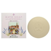 Lavender with Extracts of Burdock Birch by Speziali Fiorentini Bath Soap