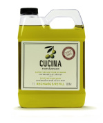 CUCINA Fruits & Passion Hand Soap Refill - Coriander & Olive Tree, 1000ml