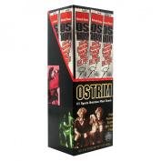 Ostrim Beef & Ostrich Snack, Natural 10 sticks