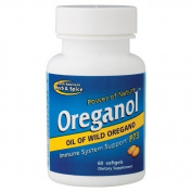 North American Herb & Spice Co., Oreganol P73, 60 Softgels