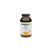 Country Life Omega-3 Natural Fish Body Oils, 1000mg, Softgels 200 ea