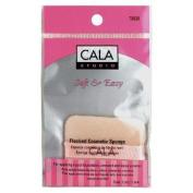Cala Studio Soft Easy Flocked Cosmetic Sponge Model No. 70938 - 1 Sponge