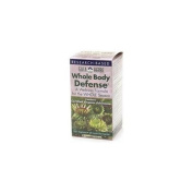 Gaia Herbs Whole Body Defence 100% Vegetarian Liquid-Filled Capsules 60 Capsules