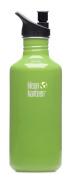 Klean Kanteen Be Green 1180ml Water Bottle w/ Sport Cap 2.0
