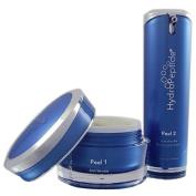 HydroPeptide Peel, Anti-Wrinkle Polish & Plump Peel Kit, 1 kit