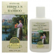 Hibiscus and Bamboo with Extracts of Hibiscus and Bamboo by Speziali Fiorentini Bath Oil
