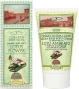 Lotus Flower with Extract of Sweet Clover by Speziali Fiorentini Ultra Rich Body Cream
