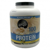 Designer Whey 0116871 Protein Powder French Vanilla - 4 lbs