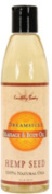 Earthly Body Massage & Body Oil, Dreamsicle, 240ml