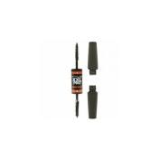 Maybelline XXL Pro 24Hr Bold Volume Microfiber Mascara, Very Black 581 1 ea