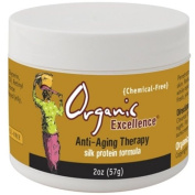Organic Excellence Anti-ageing Therapy Silk Protein Formula, 60ml