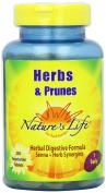 Nature's Life Herbs & Prunes, 250 tabs