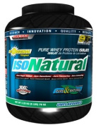 IsoNatural - Whey Protein Isolate Unflavored 2.27kg
