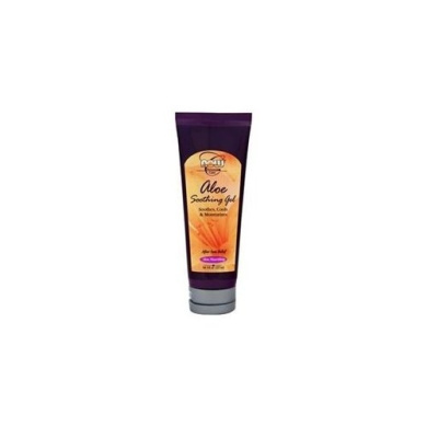 Now Foods, Aloe Soothing Gel, After Sun Relief, 8 fl oz (237 ml)