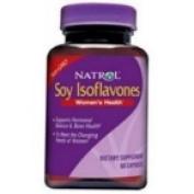 Natrol - Soy Isoflavones - 60 caps