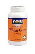 Wheat Grass 500 tabs