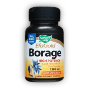 Borage Oil 1300mg 60 Softgels by Natures Way