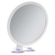 Zadro Z500 Fogless Adjustable Magnification Mirror - White