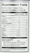 Muscle Provider Chocolate 0.87kg