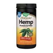 Hemp Protein & Fibre Powder 470ml by Natures Way