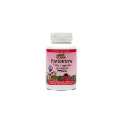 Natural Factors Eye Factors, with 2 Mg Lutein, 90 Capsules