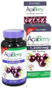 Natrol AcaiBerry, 1200mg 60 vegetarian capsules