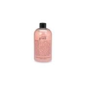 philosophy amazing grace milk-based shampoo, bath & shower gel 16 fl oz