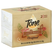 Tone Original Scent, with Cocoa Butter, 2 - 130ml bars