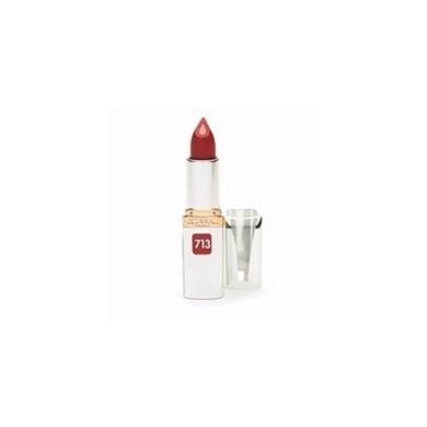 L'Oreal Colour Riche Anti-Ageing Serum Lipstick, Spiced Wine 713 1 ea