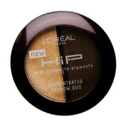 L'Oreal HIP High Intensity Pigments Shadow Duo 828 Dynamic