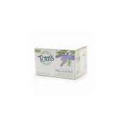 Tom's of Maine Relaxing, Natural Beauty Bar Soap, 2-Pack, with Calming Lavender 2 bars