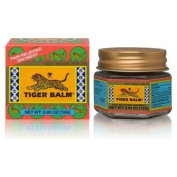 Tiger Balm - Red Extra Strength - Pain Relieving Ointment - Jar 20ml