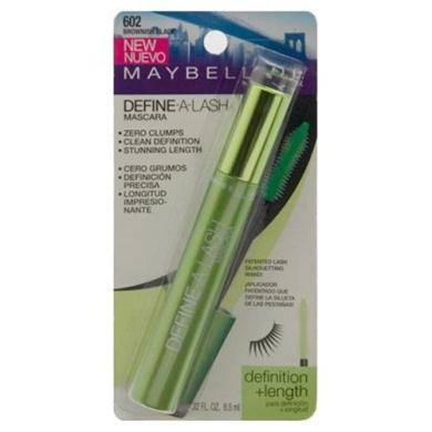 Maybelline Define-A-Lash Mascara 802 Brownish Black