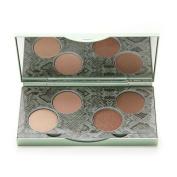 Mally Beauty Go the Distance Double Colour Eye Shadow Kit, Marathon Brown 5ml