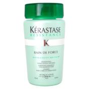 Kerastase Resistance Bain De Force Shampoo 8.5