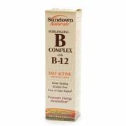 Sundown Naturals Sublingual B Complex with B-12 2 fl oz